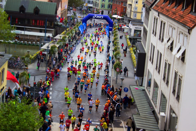 circuito de maratones