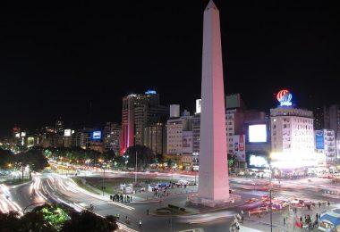 calles emblemáticas de Buenos Aires