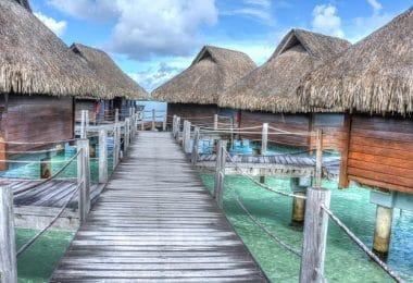 Bora Bora - Playas