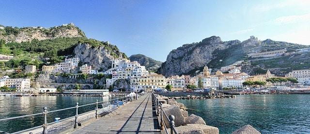 Costa de Amalfi Italia