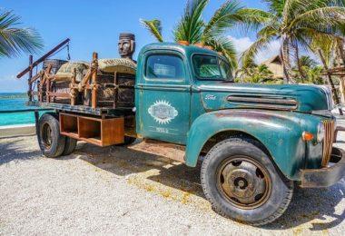 Playas y arqueología en México